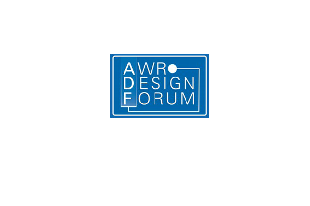 AWR Design Forum 2017 завершен
